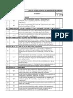 Lista de Verificacion Requisitos Obligatorios 9001