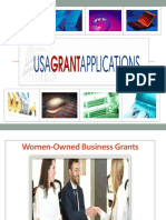 Women-Owned Business Grants