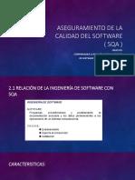 Unidad 2 Aseguramiento de La Calidad Del Software