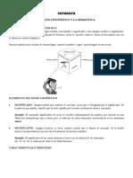 Ortografia de La Letra - Ejercicios