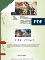 Diapositvas Liberalismo Cs Politicas