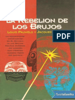 La Rebelion de Los Brujos - Louis Pauwels