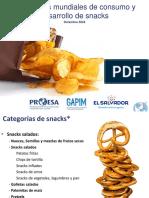 Tendencias Mundiales de Consumo y Desarrollo de Snacks.