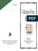 Gluten Freen Recipes - Excellent