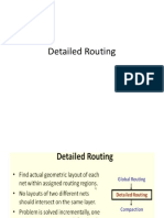 Unit III-2 Detailed Routing