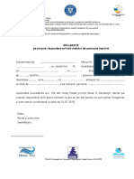 Contract Inchiriere