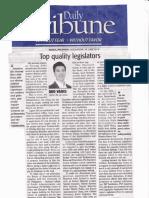 Daily Tribune, June 19, 2019, Top Quality Legislators.pdf