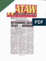 Hataw, June 19, 2019, Beteranong solon di OJT-Defensor.pdf