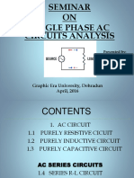 Ac Single Phase