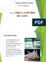 8 Salinidad y Sodicidad Del Suelo Julio Alegre 2019-I