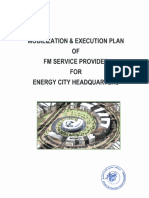 Mobilization & Execution Plan