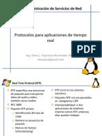 10. Protocolos Para Aplicaciones de Tiempo Real