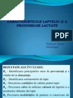 Produse Lactate 1 -Lapte IX PO Ppt Nou