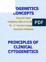 Cytogenetics for 3rd Sem