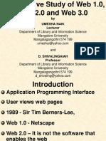 comparativestudyofweb123-140905035425-phpapp02