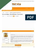 El Ex de Miare_ DALASReview. Ecce Homo. _ Página 2540