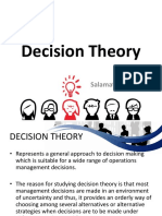 Decision Theory Presentation