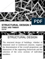 LECTURE 1.0 - Introduction to Structural Design