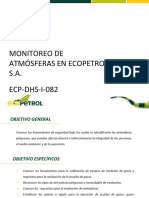 Ecopetrol - Monit. Atmosferas