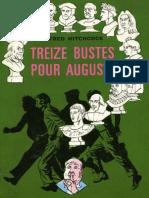 Les 3 Jeunes Detectives [007] - Treize Bustes Pour Auguste - Alfred Hitchcock