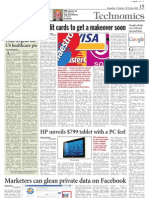 Healthcare Outsourcing - Kapil Khandelwal - A Dose of IT - 25 Oct 2010 - Page 15