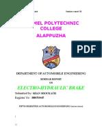 306467827 Electro Hydraulicbrake Doc