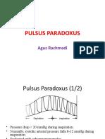 PULSUS PARADOXUS