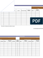 Staffing Plan Excel Template Free Download 2