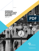 FlexCareers 2019 Annual Flexibility Report