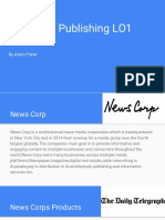 news corp research