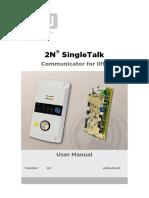 2N SingleTalk User Guide en 6.1