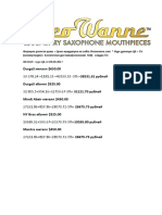 Theo Wanne Price