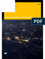 SAP BW4HANA 10 Conversion Guide