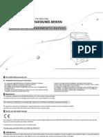 D-copia2200 Manuale Operatore