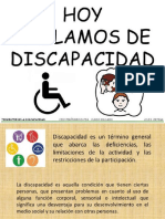 Power Point Discapacidad