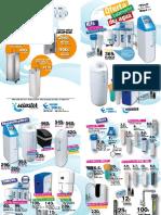 Catalogo de Tratamiento de Agua