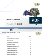 8 l Motoren Euro 6 Euro IV