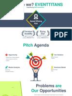 EventTitans -Event Management And Engagement Platform