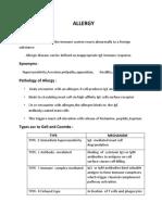 Allergy PDF