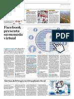 Facebook Presenta Su Moneda Virtual