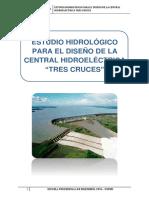 ESTUDIO HIDROLOGICO PARA EL DISEÑO DE LA C. HIDROELECTRICA TRES CRUCES.docx