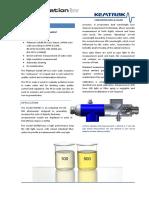 9.01 Water and Environmnet - Apha Hazen Platinum Cobalt Pt-co Astm d 156...