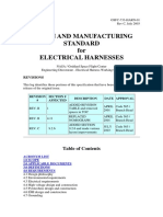 GSFC-733-HARN-01 (Design and Manufacturing Standard for Electrical Harnesses)
