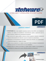 Presentacion Intelware s.a.