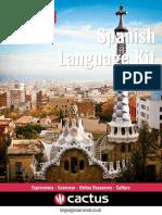 Spanish Booklet - Basics (Languagecoursesuk.co.Uk)