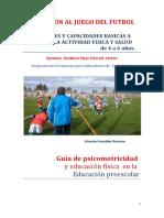 Presentacion Guia de Psicomotticidad e Inicicacion Al Juego