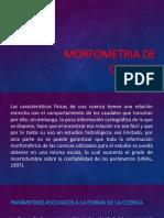 Morfometria de Cuencas
