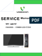 Service Manual COMBO-LED