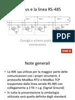ModBus e La Linea RS-485_it
