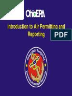 Air Permit-Reporting Presentation
